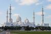 Sheik Zayed Mosque (the tinz) Tags: uae mosque zayed abudhabi abu dhabi sheikh