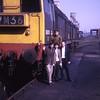 How Time Fly's (Kingfisher 24) Tags: england nottinghamshire class20 instamatic104 railwayenthusiasts coalingtowers d8170 kirkbyashfield