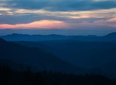 Sierra Mountains (bior) Tags: blue mountains yosemite 400h fujipro400h pro400h fujifilmpro400h 6x45cm pentax645nii 645nii fujifilmpro