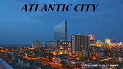 Atlantic City (Shortjamesp) Tags: ocean city beach water skyline canon rebel newjersey atlantic atlanticcity 18 hdr 60d flickrandroidapp:filter=none