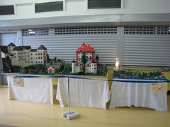 12th KockeFest – 15th and 16th March 2014 (1982redhead) Tags: city friends castle train buildings town lego space pirates exhibition lotr technic modular duplo kockefest