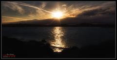 Divine (Øyvind Bjerkholt (Thanks for 57 million+ views)) Tags: light sunset sea sky reflection nature water beautiful norway canon landscape eos norge dream coastline breeze hdr skyer sørlandet skerries grimstad photomatix 600d austagder cs6 fevik hasla