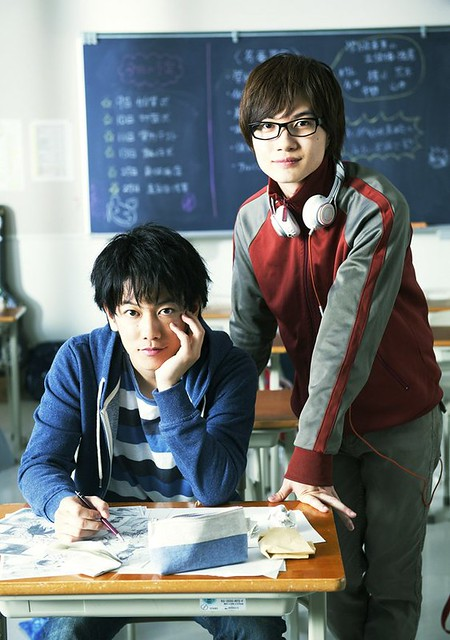 爆漫王 真人電影預計明年2015上映