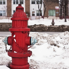047/365 (local paparazzi (isthmusportrait.com)) Tags: blue winter red snow cold detail art statue metal wisconsin hydrant square eos 50mm iso200 interesting rojo pod raw flat bright artistic buried top vibrant f14 hipster clarity shades dirty sharp f45 clean chain firehydrant tip edge rush crop fancy cropped chilly lame concept usm madisonwi snowfall across sparkly ef contour recovery brightred cropping shading sharpness acrossthestreet 20x20 2015 cr2 isthmus catchycolorsred 50mmf14usm 365project danecountywisconsin photoshopelements7 canon5dmarkii pse7 localpaparazzi redrush redskyrocketman lopaps isthmusportrait