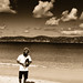 Coki Beach Dude