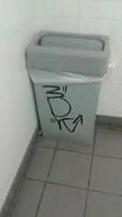 Skilz95 3DK (TONEZ 3DK) Tags: ca graffiti 3d tag restroom graff trashcan oc tagging handstyle 949 3dk ocgraffiti grafflife skilz95