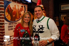 "DAYL 2014 Tacky Sweater Party • <a style=""font-size:0.8em;"" href=""http://www.flickr.com/photos/128417200@N03/16325694000/"" target=""_blank"">View on Flickr</a>"