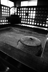 a hearth (ringonohana) Tags: old house tokyo hearth  cookware japanesestyle