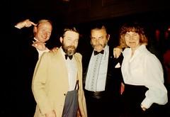 Roger Matthews, Roger Johnson, Vosper Arthur & Jane Sayle
