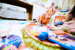 KUN_7604 () Tags: baby kids children nikon child g wide happiness wideangle kawaii  f28 extendedfamily  littleboys  playinggame lovefamily  1424  q   d3s 1424mm  nikonafsnikkor1424mmf28ged  2015201501