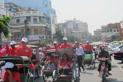 International Condom Day 2015: Cambodia