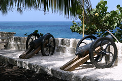 Barbados - North Point (TreeTree2012) Tags: barbados northpoint cannons saintlucy flatfield