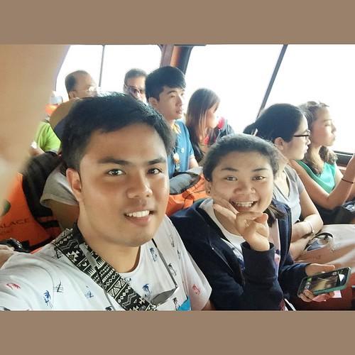 ออกเดินทางสู่เกาะสีชัง #noapp #nofilter #หน้าสด