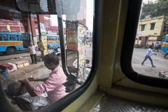 Three Directions - Kolkata Jukebox (Kolkata Jukebox) Tags: street light shadow people composition canon photography wide jukebox kolkata thirds howrah kolkatastreetphotography kolkatajukebox