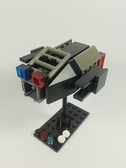 First Armed Fleet - Support Friagate - Carrier Version (Vitor O S Faria) Tags: lego ships io spaceship mecha starship mfz mf0 mobileframezero interceptorbit