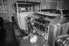 SAM_8997 (nikolasvielberth95) Tags: old art english cars austria dornbirn technik rollsroyce oldtimer phantom limousine spiritofecstasy gtle