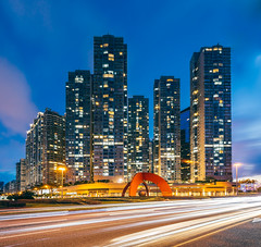 Macau (Tomas Lei) Tags: street city blue light building night sony macau a7 nightfall fe1635mm