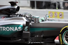 F1 Testing Spain 2016 (Adrian Brittlebank) Tags: barcelona canon mercedes 1 spain mark f1 testing formula 5d catalunya nico circuit amg motorsport 2016 rosberg redring