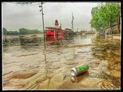 (totordenamur) Tags: paris seine bercy françois quai inondation batofar crue mauriac
