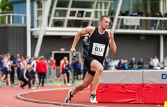 DSC_2518 (Adrian Royle) Tags: people field sport athletics jump jumping nikon track action stadium running run runners athletes sprint throw loughborough throwing loughboroughuniversity loughboroughsport