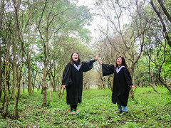 (huanghaha) Tags: university classmate room dorm graduation taiwan national  roommate hualien  ndhu
