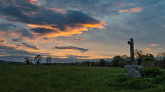 20/52-2016 by PhotoWalk Dublin - The Weather - DSC_0419 (John Hickey - fotosbyjohnh) Tags: ireland sunset dublin field landscape countryside ancient nikon meetup outdoor landmark photowalk tully celticcross 2016 52weeks ancientireland lehaunstown laughanstown 52weekproject nikond5100 may2016 week202016 projectcherrywood