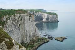 Etretat-18 (larslaskowski) Tags: frankreich normandie tretat kreidefelsen