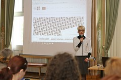 """Museums and society: Opportunities and Challenges in EU"". Report about the EMEE conference at the National Museum of Contemporary History, Ljubljana/Slovenia, on 13th May 2016 • <a style=""font-size:0.8em;"" href=""http://www.flickr.com/photos/109442170@N03/27075939775/"" target=""_blank"">View on Flickr</a>"