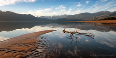 Theewaterskloof Dam Stick (Panorama Paul) Tags: clouds reflections southafrica westerncape overberg nikkorlenses nikfilters theewaterskloofdam nikond800 wwwpaulbruinscoza paulbruinsphotography