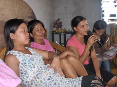Pregnant Leah and others (JUST THE PHILIPPINES) Tags: girl beautiful asian asia pretty lipa manila filipino batangas ate filipina garcia oriental kuya jeepney calapan dose valenton batino