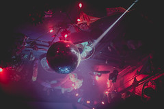 Disco 2016 (Arel Watson) Tags: show street city light party music girl festival rock night disco lights concert guitar live band rgb 500px ifttt
