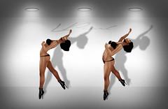 Ballet pose no. 6 (Aylin (Lexxxa Pearl)) Tags: ballet ballerina balet dance dancing ancer fly flyinf float second life sl secondlife avatar digital woman girl