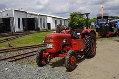 Fahr Traktor in Frankfurter Feldbahn Museum 21-05-2016 (marcelwijers) Tags: tractor museum traktor oldtimer frankfurter trekker schlepper fahr feldbahn 21052016