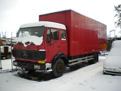 MB NG 1217 (Vehicle Tim) Tags: truck mercedes oldtimer ng mb fahrzeug koffer lkw