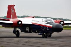 Canberra (Bernie Condon) Tags: test plane vintage mod aircraft aviation military canberra preserved bomber trials raf warplane englishelectric bruntingthorpe coldwarjets