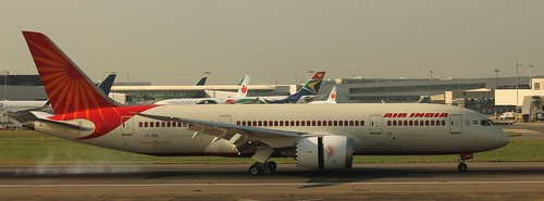 Boeing 787: 36286 VT-ANO 787-8 Air India London Heathrow Airport