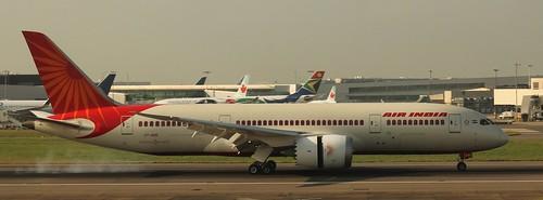 Boeing 787: 36286 VT-ANO 787-8 Air India London Heathrow Airport