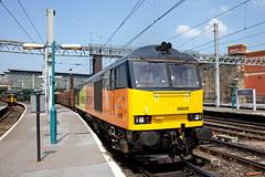 Barking Up The Wrong Tree (Richie B.) Tags: station citadel traction rail railway brush class cumbria carlisle 60 colas procor 60026 6j37