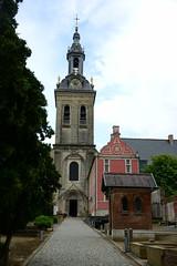 Park abbey (DST_2450) (larry_antwerp) Tags: abdijvanpark abdij leuven church kerk barok baroque belgium belgi