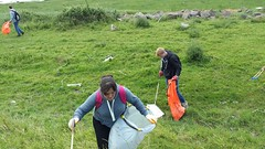20160624_104101 (Keep Wales Tidy) Tags: bridge summer up coast marine severn clean litter learning monmouth welsh care baccalaureate caldicot rogiet welshcoastalpathcleanup