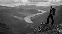 loch monar (Scotland's Mountains) Tags: loch choire mhor lurg a monar bidein sheasgaich