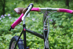_DSC7847 (markreimer) Tags: crust df 26 bikes plus schmidt velocity rasta touring brooks xtr nitto chrisking shimano barend philwood dynamo cld dfl dually whiteindustries bikepacking 1x10