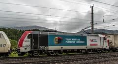 1391_2016_05_24_sterreich_Loifarn_LM_6189_917_&_6185_665_kombiverkehr_mit_ekol_KV_Villach (ruhrpott.sprinter) Tags: railroad salzburg train germany deutschland austria sterreich diesel outdoor natur traction siemens eisenbahn rail zug x db cargo berge company 101 nrw passenger alpen lm fret schokolade gelsenkirchen ruhrgebiet freight bb locomotives 917 bludenz kv 185 lokomotive rtc gbs sprinter ruhrpott robel gter 1144 ekol 1116 steuerwagen 6185 6189 9130 tauernbahn lokomotion reisezug schwarzach reisezugwagen hmmerle kombiverkehr ellok cargoserv 189630 loifarn