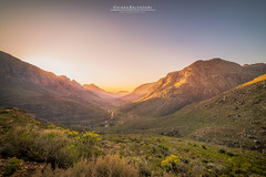 Valley of Cederberg (Chiara Salvadori) Tags: africa travel winter light sunset wild sun nature colors landscape southafrica spring scenery rocks desert sundown outdoor dirt traveling wilderness westerncape sudafrica cederberg cederbergwildernessarea