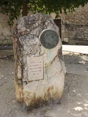 Beaucaire: mmorial de la victoire de Raymond VII (1216!) (vincentello) Tags: mmorial beaucaire raymondvii