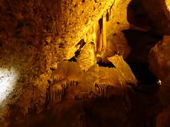 (Mitchell Lafrance) Tags: travel vacation holiday spain catalonia cave stalagmite stalagtite monserrat 2015