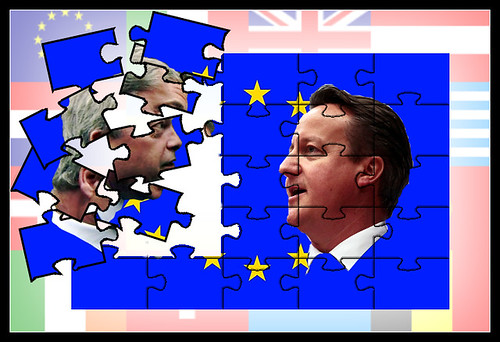 Better Together Brexit -- Farage or Cameron