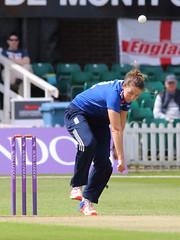 Kate_Cross_01 (john.mallett) Tags: cricket ecb odi englandvpakistan womanscricket englandwoman fischercountyground