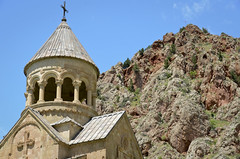 Noravank - Armenia (Agnieszka Eile) Tags: caucasus southcaucasus armenia noravank monastery architecture church religion orthodox
