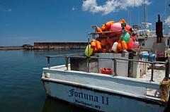 Fortuna II (mp13 nhnc) Tags: boat fishing northcarolina obx wanchese outerbank commercialfishingboat tunarigs